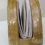 Artists book. 'Type and Error' 27.5cm x 16.5cm x 12.5cm 2005
