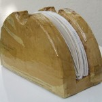 Artists book 3. 'Type and Error' 27.5cm x 16.5cm x 12.5cm 2005