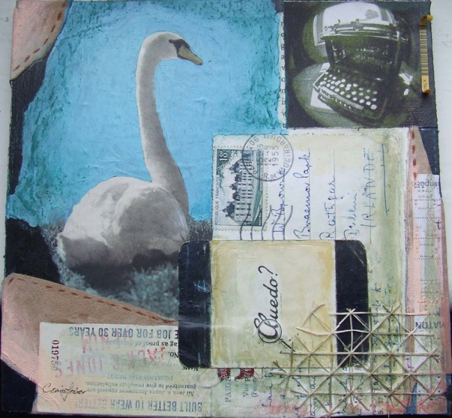 Mixed media/ collage