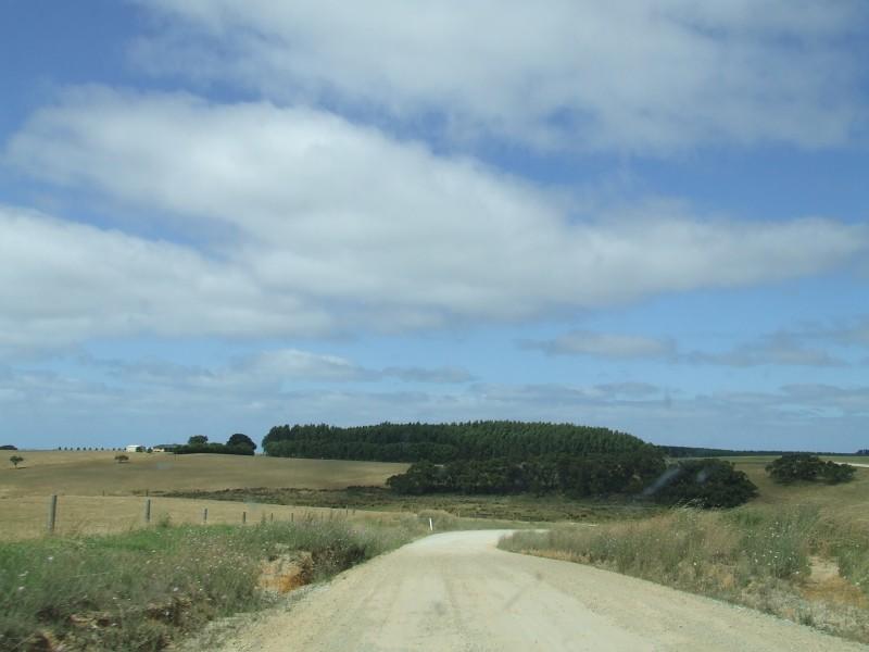Road, south Australia