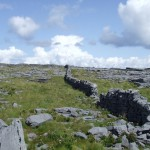 Walls on Inis Oirr