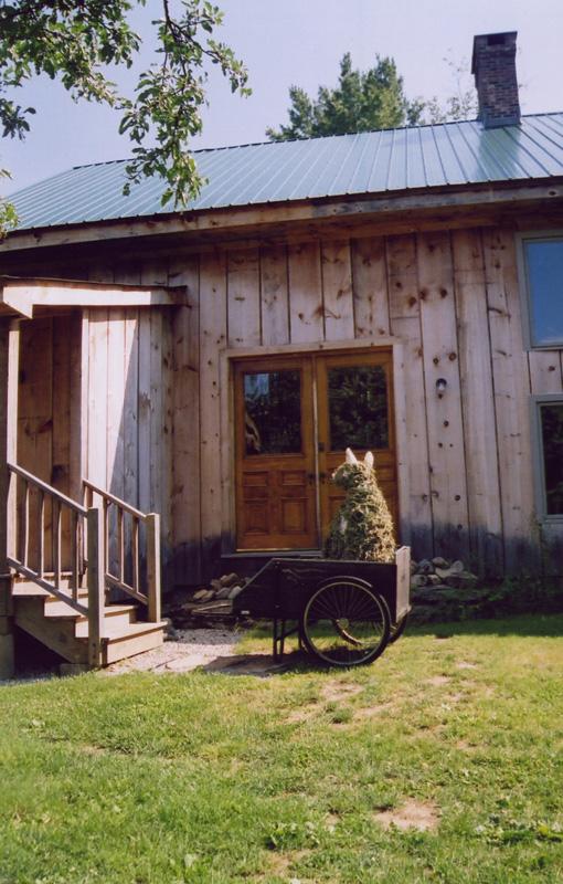 'A dog called bear, Vermont' 2004