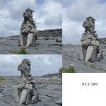 Stone sculpture 2009