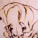 Great dane sketch