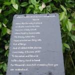 W.B Yeats poem
